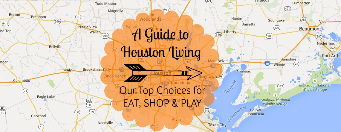 guide to houston living