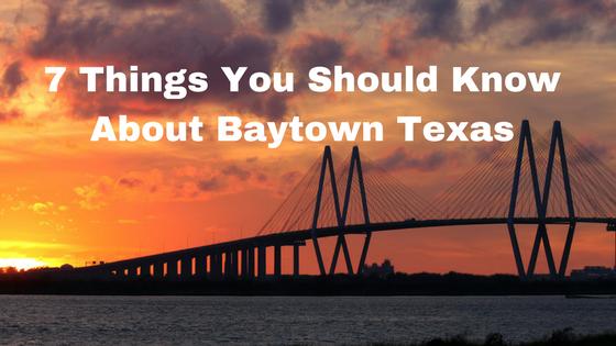 In Baytown Texas