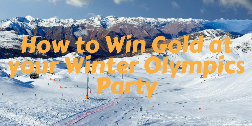The Winter Olympics are back! Here are some great ideas to make sure your 2018 Winter Olympics viewing party is a hit. The most fun part of the Winter Olympics is watching your favorite events with friends and family. If you are planning a party, these are some awesome ideas to help get you started!