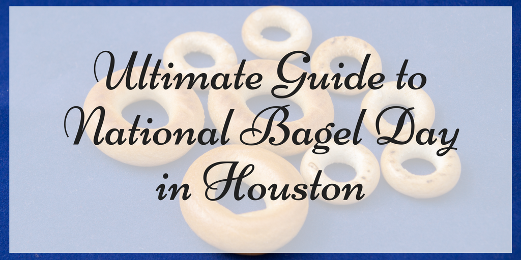 How do you feel about bagels? It's never a bad time for a bagel but one day of the year is ALL about bagels: National Bagel Day! It's coming up quickly so prepare ahead of time and make sure you add these great spots to your list of morning hot spots.