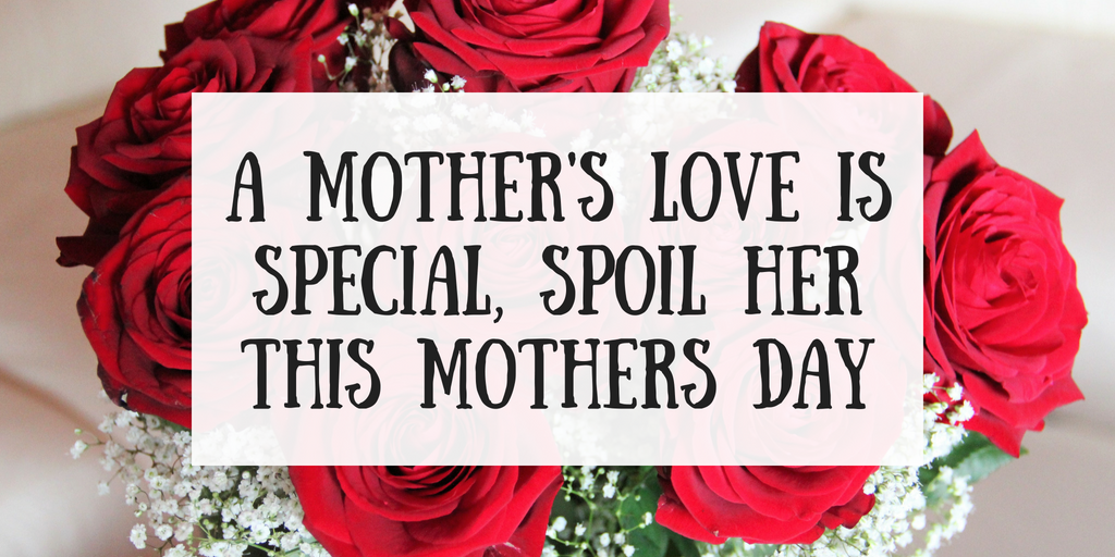 Are you looking for a great way to spoil mom this year on Mother's Day?! If so you are in the right place. We are here to show you how you can do something great for mom that's not so traditional or overdone.