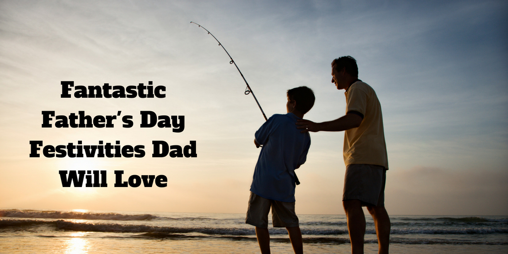 We all know that dad's are easy to buy for when Father's Day rolls around. They like the simple things in life, after all. But what if you surprised dad this year with a unique and exciting idea?! Skip the socks and the grilling utensils this year and instead, go for one of these fun ideas!