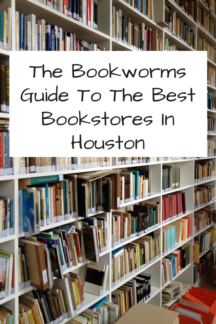 Grab a friend and check out some of the coolest bookstores around Houston and see what kind of adventure you find yourselves on!