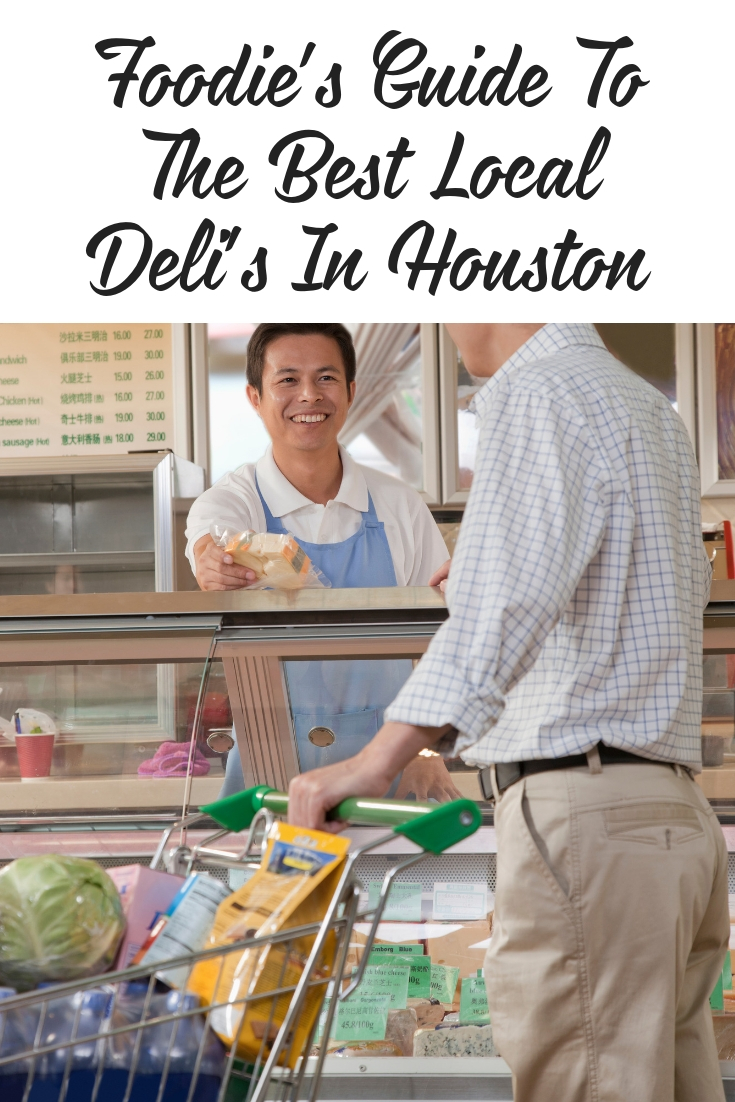 While they might be harder to find in Houston, there are some authentic, local delis that will take you back East where you got that fresh pastrami sandwich pilled up until you couldn't fit it in your mouth.