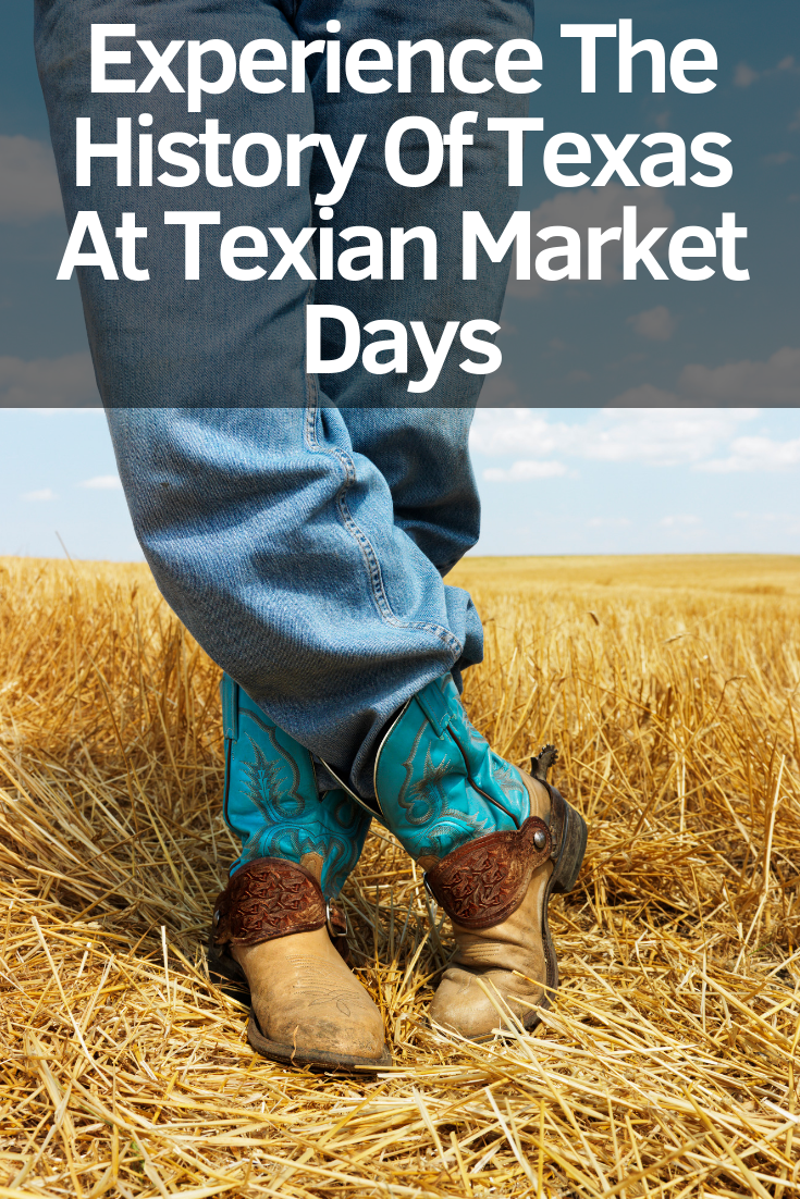 The 35th Annual Texian Market Days Festival is happening this Saturday, October 20th. Bring the whole family and experience a reenactment of the last 150 Years of Texas history. This fun historical event is packed full of family friendly experiences that you won't want to miss.