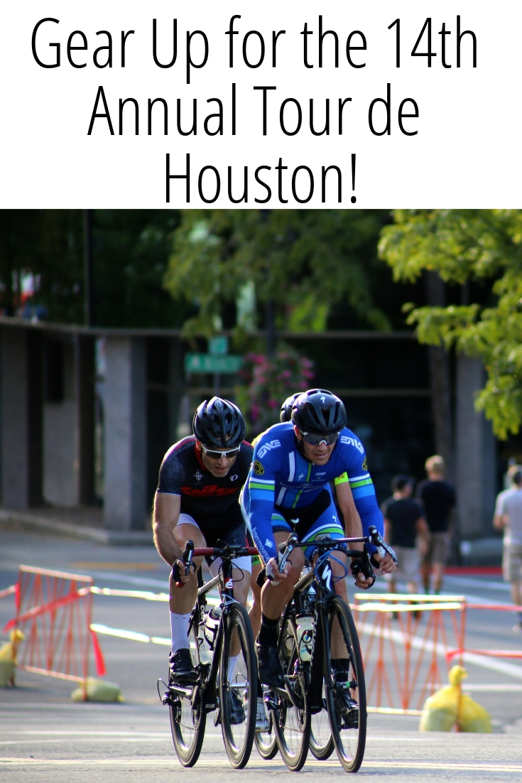 The Tour de Houston is an annual bike ride in Houston that benefits the Houston Reforestation Program! It's a great opportunity for some fun, exercise, and an excellent way to support a great cause!