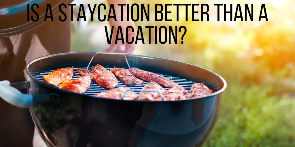 Summer's here, which means it's time for some vacations! But you don't have to go far for a vacation...Staycations are a great option for your summer vacation here in Houston!