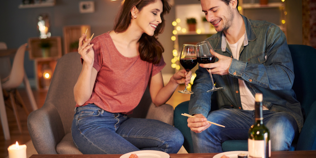 Right now we all need ideas for a fun date night at home. As we work hard to keep our social distance and refrain from gathering in groups we need ideas to keep us busy but connected in our relationships at home.